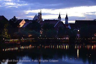 Altstadt- und Seenachtfest Bad Waldsee