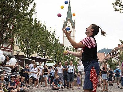 """Altstadtfest """"Da wackelt die Gass"""" Engen"""