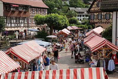 Altstadtflohmarkt - ABGESAGT !!! Schiltach am 27.06.2020