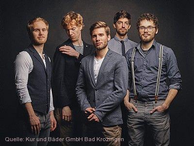 """ANDERS: """"Viel Lärm um dich"""" - A-cappella-Konzert Bad Krozingen"""