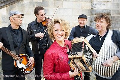 "Zydeco Annie und Swamp Cats - ""The Spirit of New Orleans"" Furtwangen"