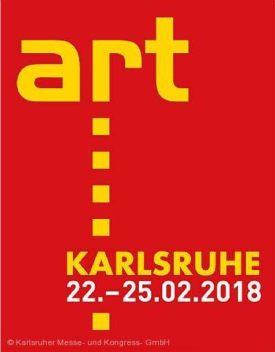 art KARLSRUHE - Messe für Klassische Moderne und Gegenwartskunst Rheinstetten am 22.02.2018 bis 25.02.2018