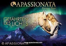 """APASSIONATA Europa Tour - """"Gefährten des Lichts"""" Mannheim"""