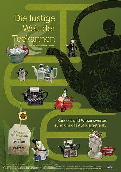 """""""Die lustige Welt der Teekannen"""" Bietigheim-Bissingen"""