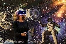 """""""Schöne neue Welten. Virtuelle Realitäten in der zeitgenössischen Kunst"""" Friedrichshafen am Bodensee"""