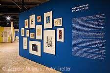 """""""Max Ackermann: Der Motivsucher. 130 Werke zum 130. Geburtstag"""" Friedrichshafen am Bodensee"""