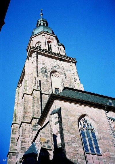 Heidelberger Bachwoche am 21.07.2019 bis 28.07.2019