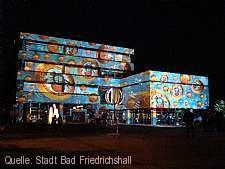 Bad Friedrichshall leuchtet