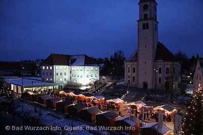 Bad Wurzacher Weihnachtsmarkt