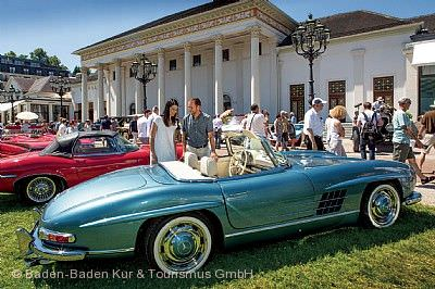 Internationales Oldtimermeeting Baden-Baden