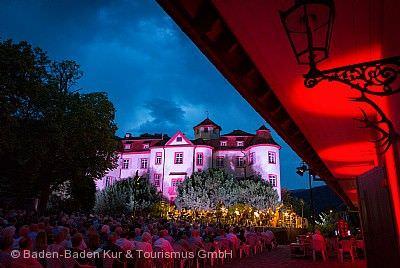 Philharmonische Schlosskonzerte Baden-Baden