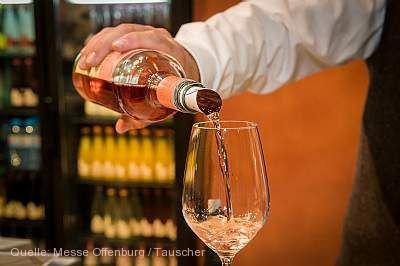 Badische Weinmesse mit Baden Spirits Offenburg am 05.05.2018 bis 06.05.2018