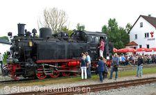 Bahnhofs- und Lokschuppenfest Ochsenhausen