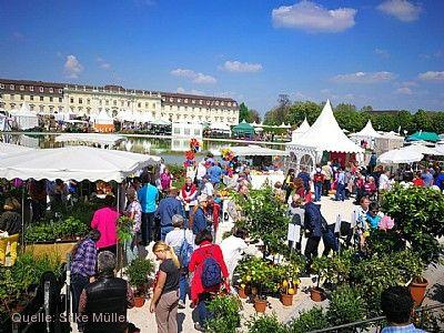 Barocke Gartentage - Pflanzen, Garten & Ambiente Ludwigsburg am 30.04.2020 bis 03.05.2020