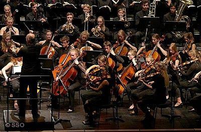 "Schüler-Symphonie-Orchester Stuttgart - ""Beethovenabend"" Eislingen/Fils"