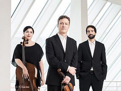 Berlin Piano Trio Albstadt am 17.01.2020