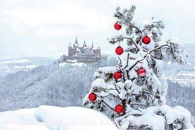 Königlicher Winterzauber Burg Hohenzollern