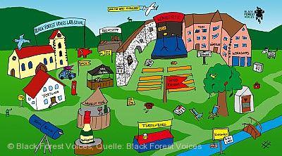 Black Forest Voices Kirchzarten