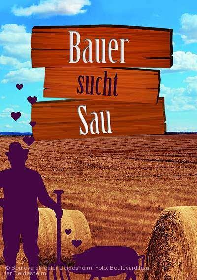 """""""Bauer sucht Sau"""" Uhldingen-Mühlhofen"""