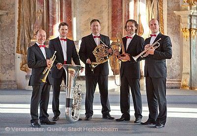 Herbolzheimer Musiktage - Brasspur - Musik von Bach bis Blues am 23.11.2019