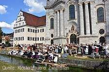 Historisches Bierfest Zwiefalten