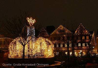 Winter, Wunder, Weihnachtsglanz - Öhringer Weihnachtsmarkt Öhringen