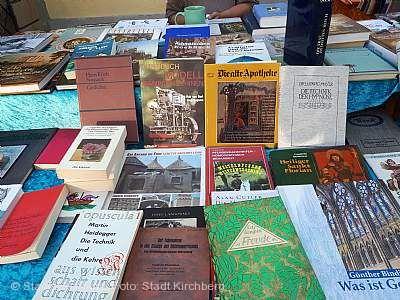 Büchermarkt Kirchberg an der Jagst am 19.06.2021
