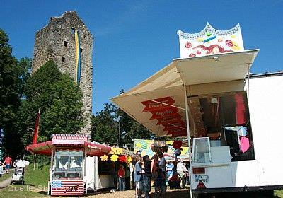Burgfest Neuravensburg Wangen im Allgäu