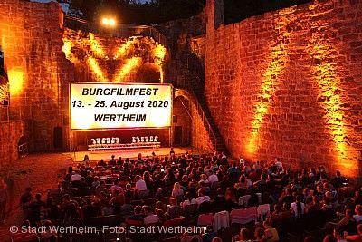 BurgFilmFest Wertheim