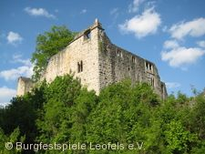 """Burgschauspiele Leofels - """"Dracula"""" Ilshofen"""