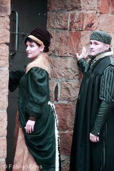 """Burgtheater """"Wie gar gefahrlich sey … Eine Reformationsburleske"""" Dischingen"""