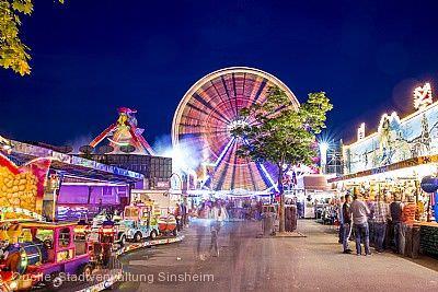 Heimattage 2020: Baden-Württemberg-Tag und 106. Fohlenmarkt Sinsheim am 23.05.2020 bis 24.05.2020