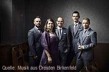 Calmus Ensemble Leipzig Birkenfeld