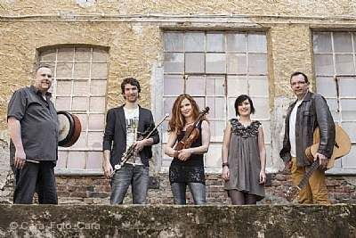 Cara - A new breeze of Irish Music Albstadt