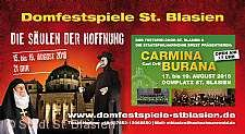 """Open-Air-Konzert """"Carmina Burana"""" Sankt Blasien"""