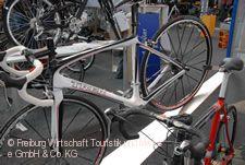 """CFT - Die Freizeitmessen - """"bike aktiv"""" Freiburg im Breisgau"""