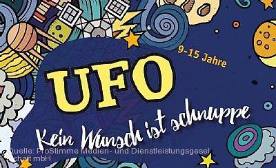 """Chorfest 2019 Heilbronn: Kindermusical """"UFO - Kein Wunsch ist schnuppe"""""""