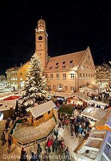 Christkindlesmarkt Ravensburg