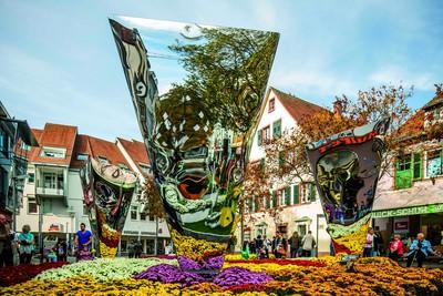 Chrysanthema Lahr Lahr / Schwarzwald am 23.10.2021 bis 14.11.2021