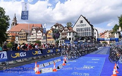 City Triathlon Tübingen