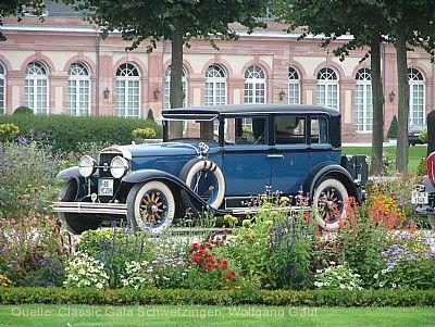 Classic-Gala Schwetzingen Internationaler Concours d'Elegance