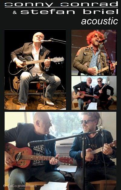 CONNY CONRAD & STEFAN BRIEL acoustic Horb am Neckar