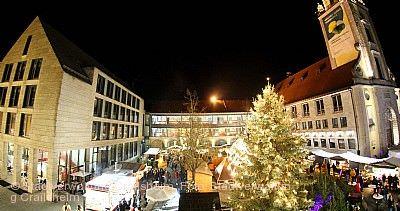 Crailsheimer Adventscarré - Weihnachtsmarkt
