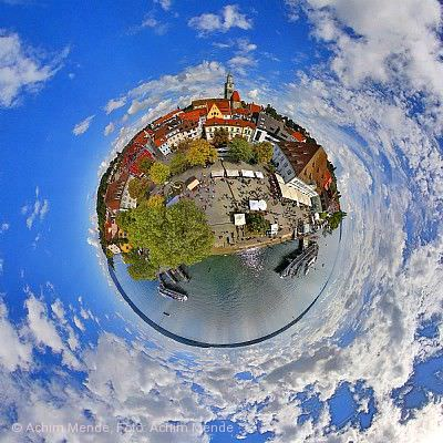 """Achim Mende: crazy little planet"" Überlingen am 20.03.2021 bis 10.10.2021"