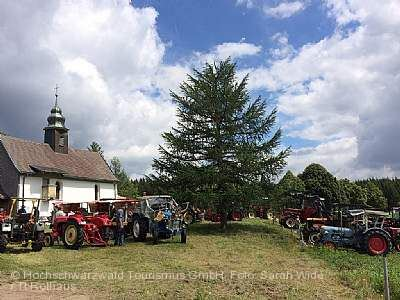 Cyriakus-Fest auf dem Dürrenbühl Grafenhausen