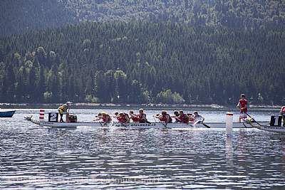 Drachenboot-Cup Schluchsee