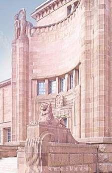 Grand Opening in der Kunsthalle Mannheim