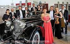 Neujahrskonzert: Stuttgarter Operettenensemble Albstadt