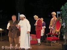 """Sommernachtstheater - """"Der eingebildete Kranke"""" Bad Herrenalb"""