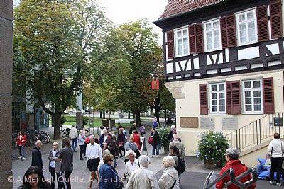 Deutscher Fachwerktag Kirchheim unter Teck